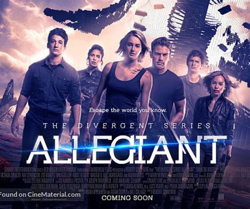 "Ny, lang trailer til ""Allegiant"""