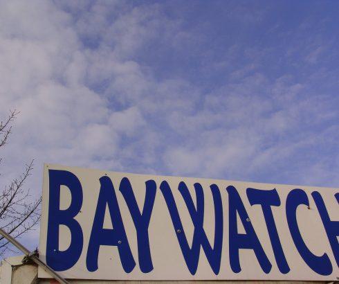 Baywatch vender tilbage på skærmen