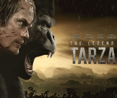 "Trailer til ""The Legend of Tarzan"""