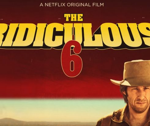 "Trailer til ""The Ridiculous 6"""