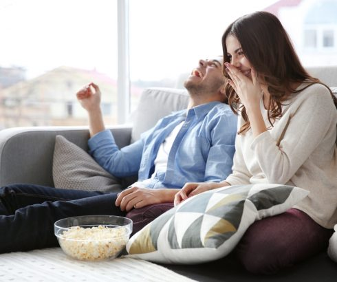 Følg med i TV serier, når du har tid og lyst